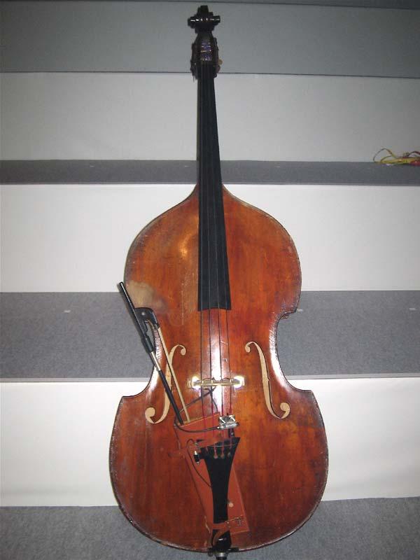 Woodbass 製作者不明(Unknown)