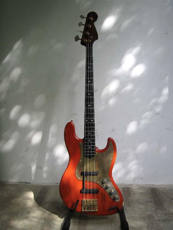 ESP 4弦 ジャズ・ベース (ESP Custom-made 4 Strings Jazz Bass)