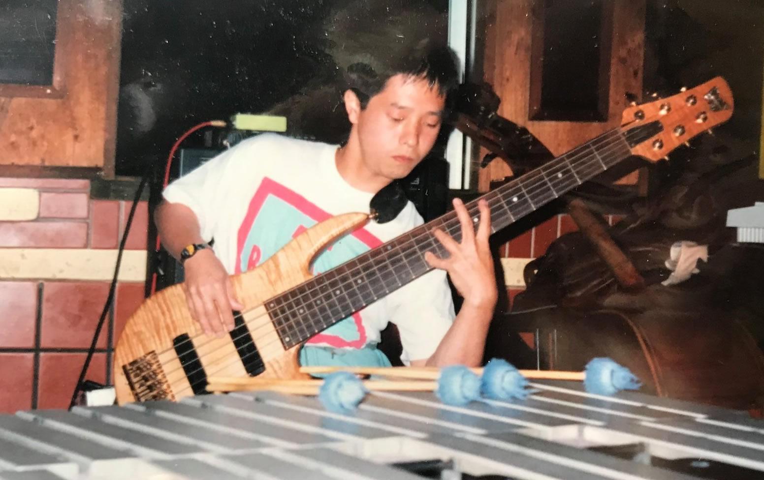 納がオサムを語る vol.7 「東京への移住後、どのようにしてこの東京のジャズ、そして音楽シーンで、オサム少年の存在を知ってもらえるようになったか」