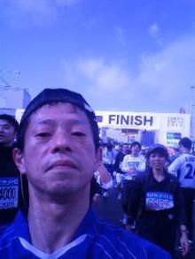 納浩一オフィシャルブログ-東京マラソンFInish